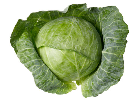 1/2 head of cabbage chopped