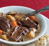 Brown Lager Beef Stew Recipe