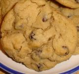 Chewy Raisin Cookie Recipe
