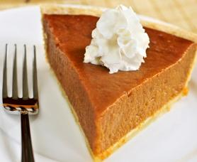 Creamy Spiced Pumpkin Pie Recipe