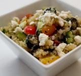 Greek Style Quinoa Salad Recipes