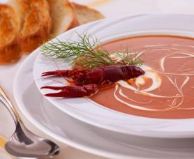 Spicy Bisque With Shrimp Recipes