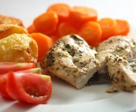 Herb Roasted Chicken Breasts