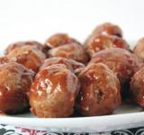 Spicy Turkey Meatball Recipe