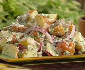 Creamy Dill Potato Salad Recipe