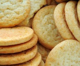 Easy Chewy Sugar Cookies Recipe