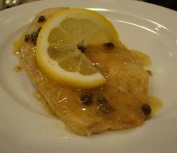 Easy Lemon Dijon Tilapia Recipe